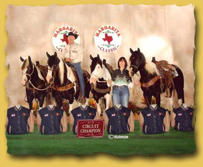APHA World Champion Paint Horses